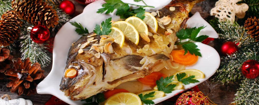 Idee Menu Cena Di Natale.Menu Vigilia Di Natale 20 Ricette Per La Cena Di Pesce