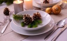 5 idee per la tavola di Capodanno