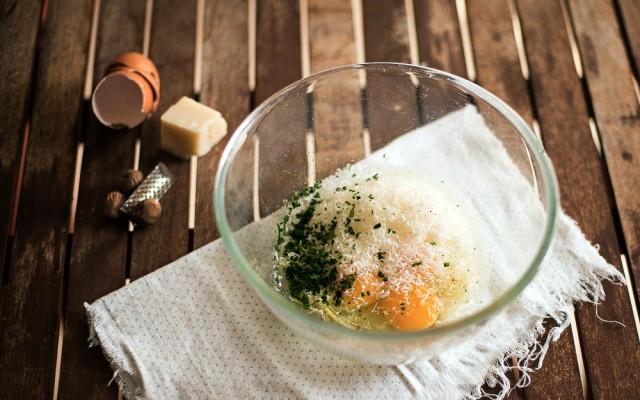 minestra stracciatella - 1 impasto