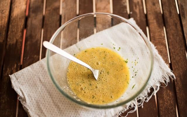 minestra stracciatella - 2 uova