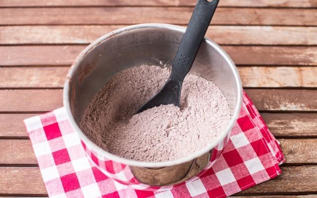 Mud cake 2