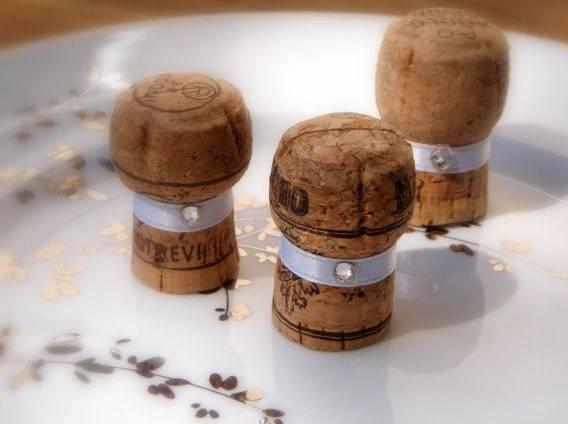 Come addobbare la tavola di capodanno agrodolce - Decorazioni tavola capodanno fai da te ...