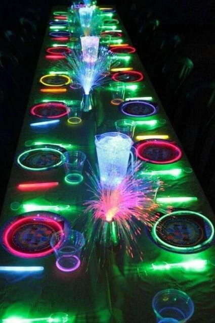 Come addobbare la tavola di capodanno agrodolce - Tavola di capodanno idee ...