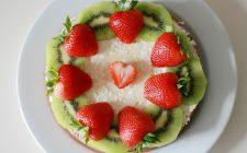La torta ai kiwi e mascarpone con la ricetta facile