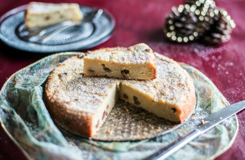 Torta di pane rustica