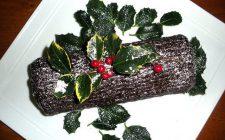 La ricetta del tronchetto di Natale vegano