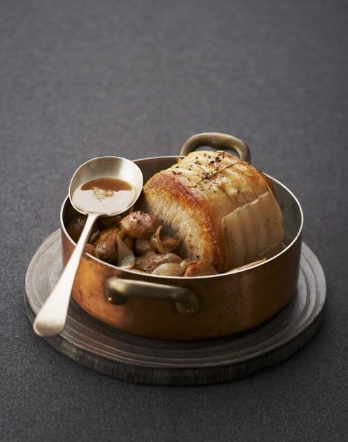 x arrosto con castagne
