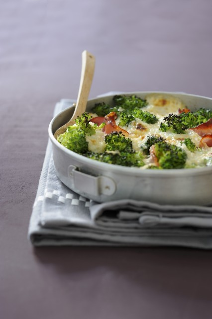 x broccoli gratinati