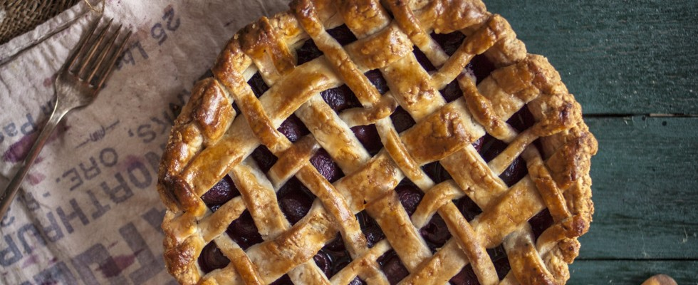 Cherry pie: la ricetta americana