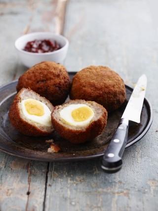 Scotch eggs: la ricetta