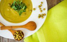 Zuppa di piselli e carote: la ricetta facile con il Bimby
