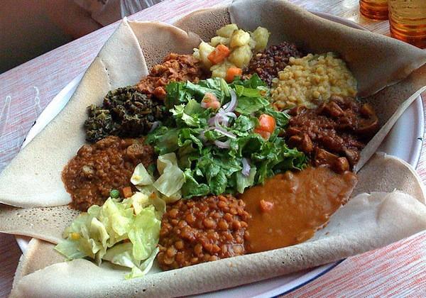 cucina etiope