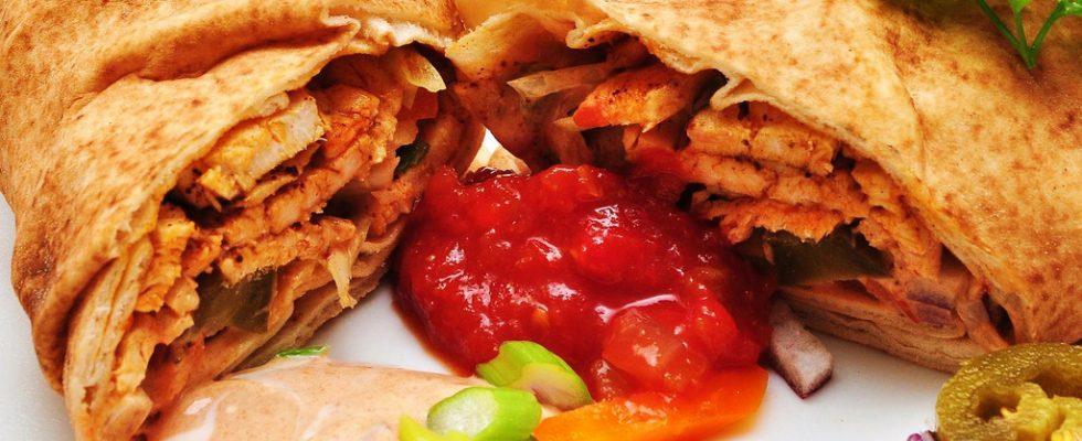 Le Fajitas con la ricetta veloce di Benedetta Parodi