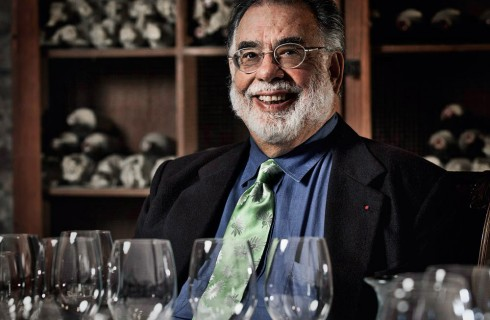 Francis Ford Coppola tra Hollywood e vino: il corto