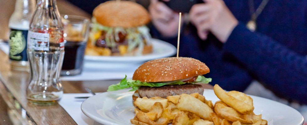La classifica dei 10 migliori hamburger di Roma