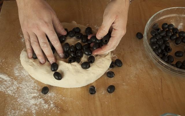 Pane alle olive - 2