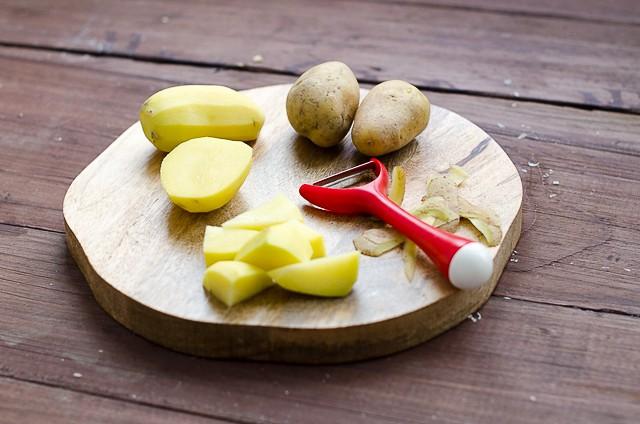 Seppie e patate 1