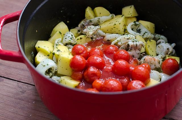 Seppie e patate 4