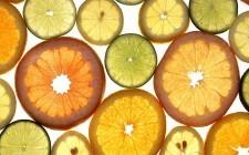 Un pieno di vitamine: gli agrumi