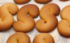 La ricetta dei biscotti ad esse siciliani