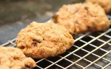Come preparare i biscotti integrali con la ricetta vegan