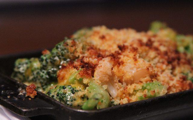 I broccoli gratinati in padella con la ricetta facile