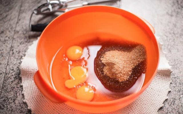 carrot cake - step-1