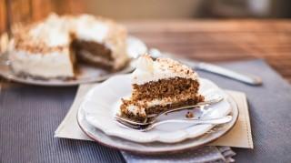 Carrot cake: ricetta anglosassone