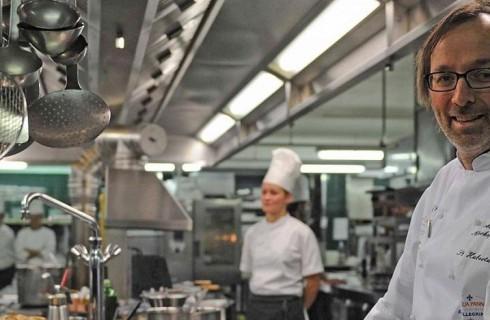 Tuberi in cucina: i consigli dello chef Norbert Niederkofler