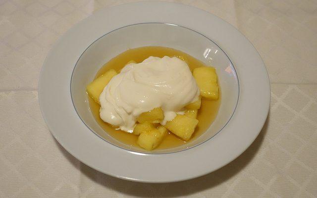 Come preparare la crema all'ananas e cocco