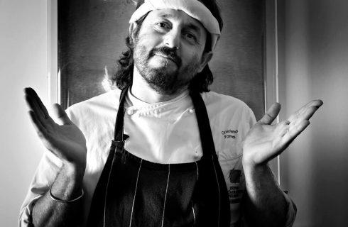 Chi è Cristiano Tomei, lo Chef stellato tra intuizione e passione