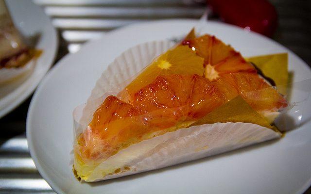 La crostata alle arance e noci con la ricetta veloce