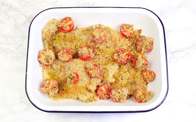 filetti di merluzzo al forno 4