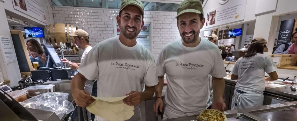 I segreti della piadina romagnola: intervista ai fratelli Maioli