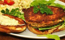 Le frittelle di zucca rossa salate con la ricetta veloce