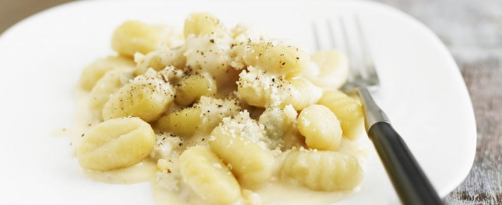 Gnocchi al gorgonzola e panna