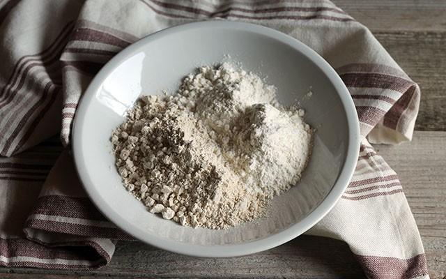 gnocchi di castagne step1