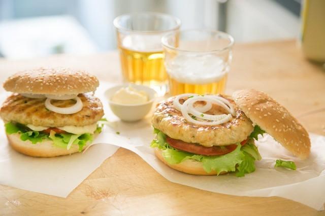 hamburger_pollo