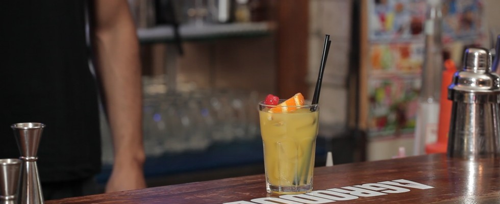 Harvey wallbanger: il cocktail