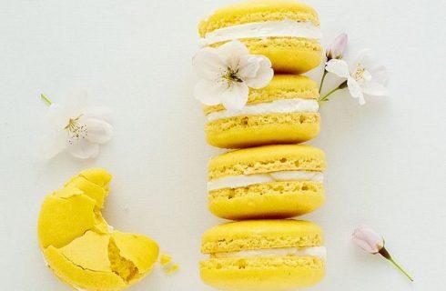 Come fare i macarons al limone con la ricetta facile