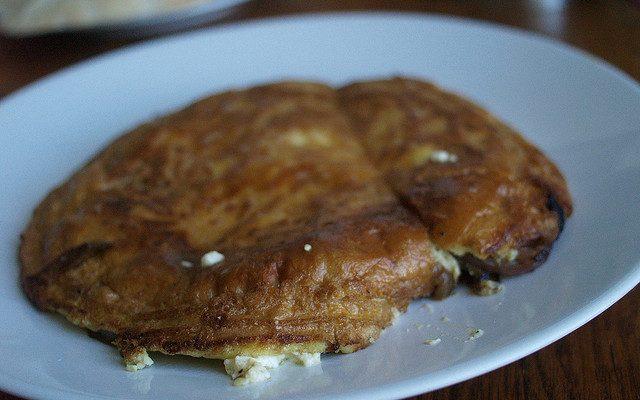 Come preparare le omelette di formaggio al forno