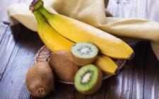 La crostata ai kiwi e banane con la ricetta facile