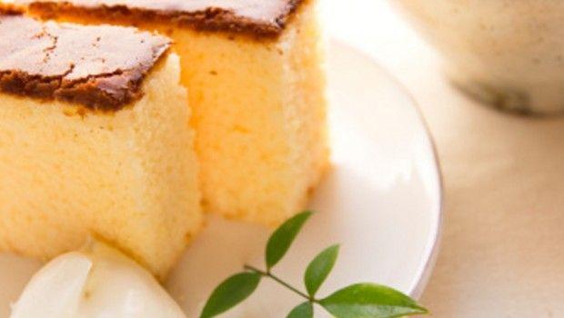 Il Pan di Spagna con grano saraceno dello chef Marco Scaglione