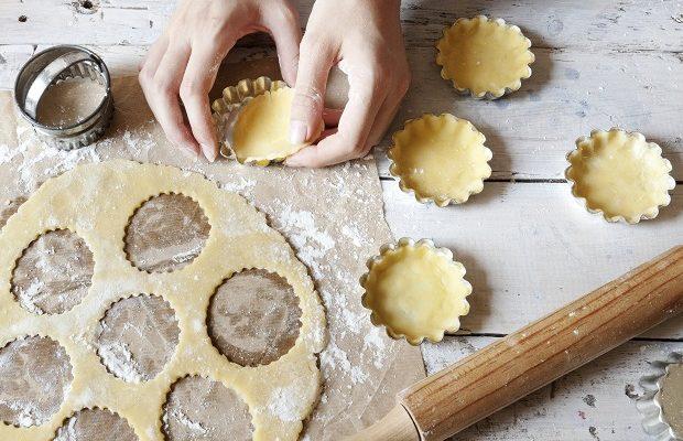 La ricetta vegan della pasta frolla per dolci cruelty free
