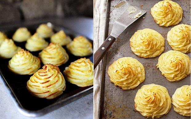 Come fare le patate duchessa con il Bimby