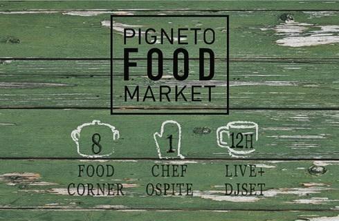 Food market al Cohouse di Roma: un bel posto, una bella idea