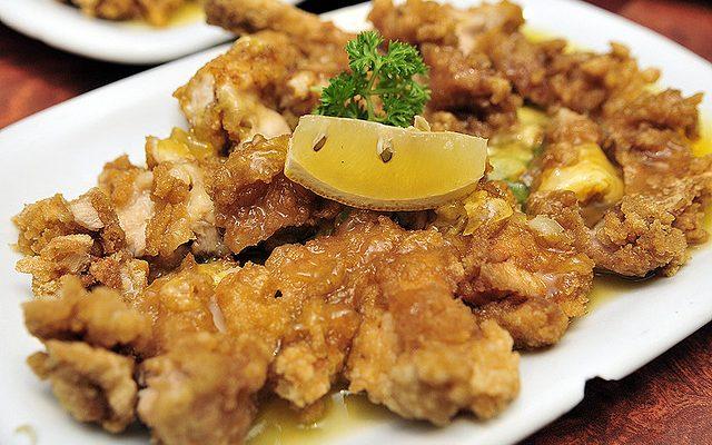 Il Pollo al limone con la ricetta light in padella