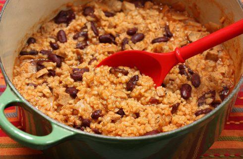 Come preparare il risotto ai fagioli con il bimby