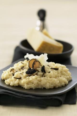 Risotto al tartufo: la ricetta