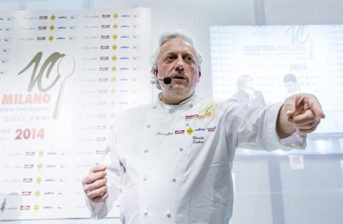 Identità Golose e Identità di pasta: le lezioni degli chef